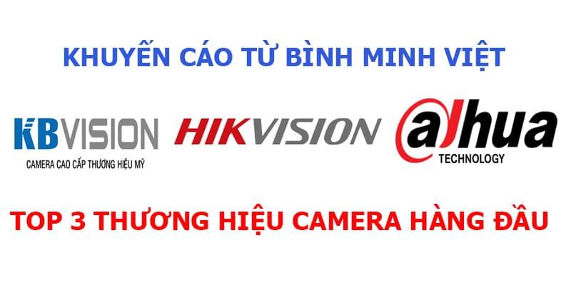 top 3 thương hiệu lắp đặt camera tại tphcm